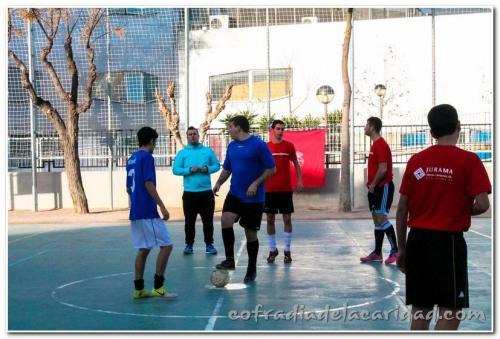 01 I Torneo Fútbol Sala (15 febrero 2014)