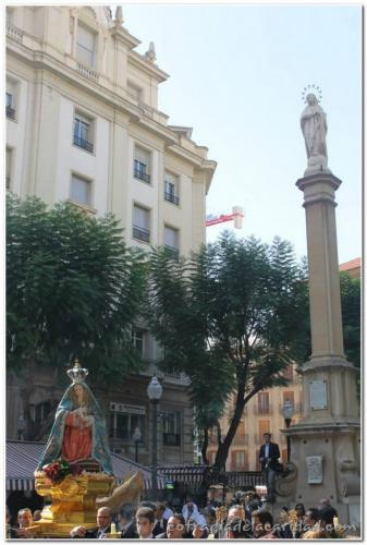 003 Rosario en San Antolín y Procesión Gloria 19 oct 2014