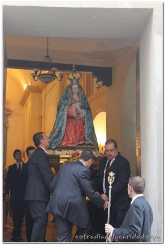 005 Rosario en San Antolín y Procesión Gloria 19 oct 2014