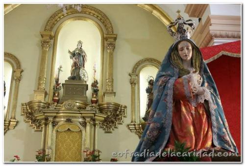 006 Rosario en San Antolín y Procesión Gloria 19 oct 2014