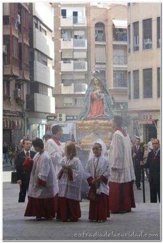 007 Rosario en San Antolín y Procesión Gloria 19 oct 2014