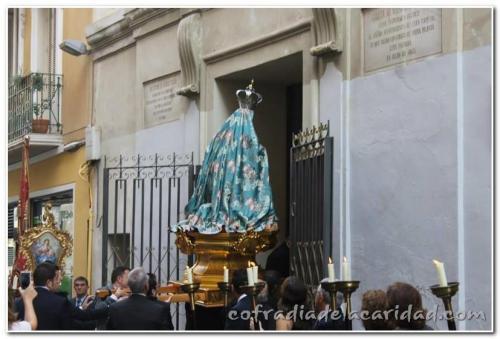 008 Rosario en San Antolín y Procesión Gloria 19 oct 2014