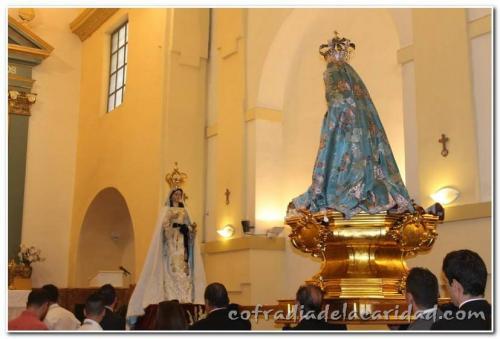 014 Rosario en San Antolín y Procesión Gloria 19 oct 2014
