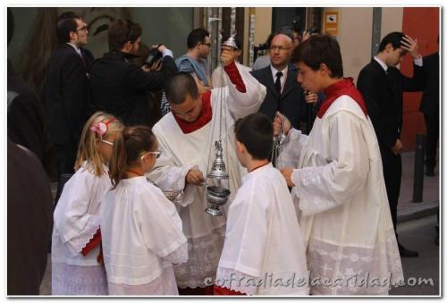 015 Rosario en San Antolín y Procesión Gloria 19 oct 2014