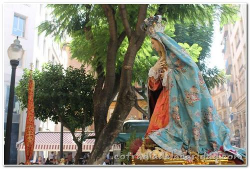 016 Rosario en San Antolín y Procesión Gloria 19 oct 2014