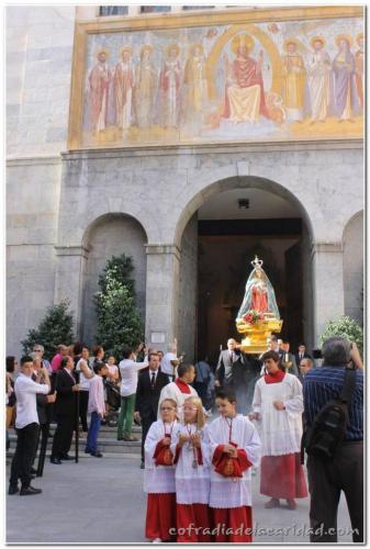 017 Rosario en San Antolín y Procesión Gloria 19 oct 2014