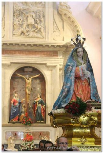 018 Rosario en San Antolín y Procesión Gloria 19 oct 2014