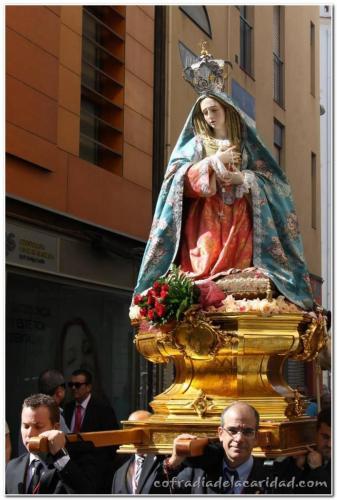 020 Rosario en San Antolín y Procesión Gloria 19 oct 2014