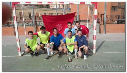 023 I Torneo Futbol Sala (15 feb 2014)