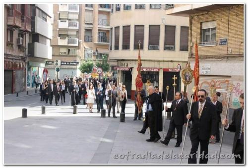 024 Rosario en San Antolín y Procesión Gloria 19 oct 2014