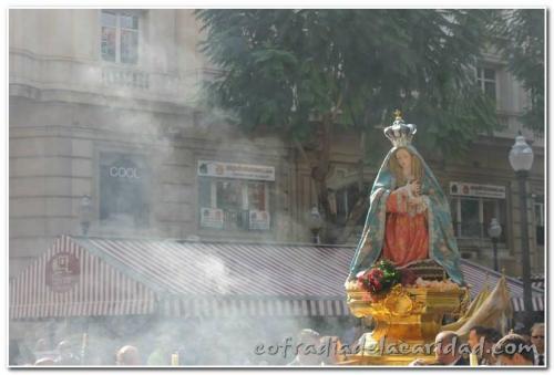 025 Rosario en San Antolín y Procesión Gloria 19 oct 2014