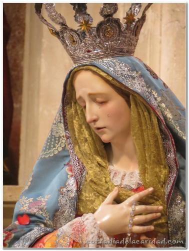 026 Rosario en San Antolín y Procesión Gloria 19 oct 2014