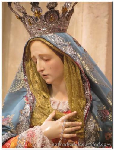 027 Rosario en San Antolín y Procesión Gloria 19 oct 2014