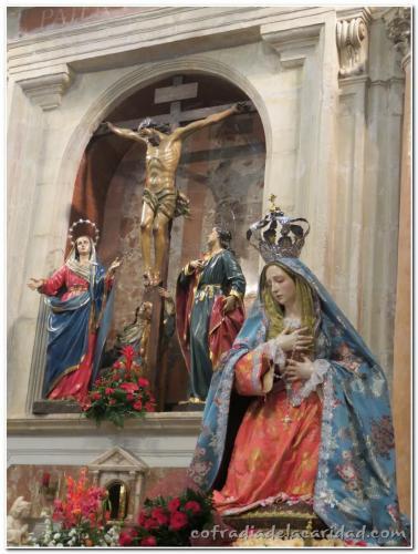 029 Rosario en San Antolín y Procesión Gloria 19 oct 2014