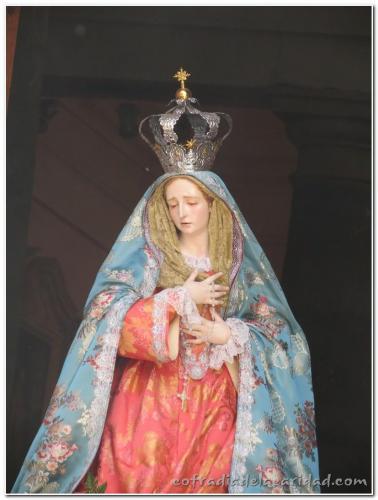 030 Rosario en San Antolín y Procesión Gloria 19 oct 2014