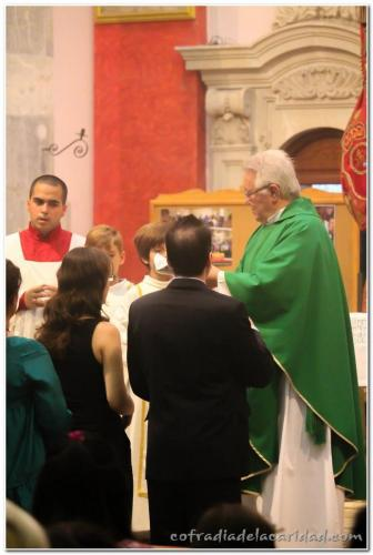18 Rosario en San Antolín y Procesión Gloria (19 octubre 2014)