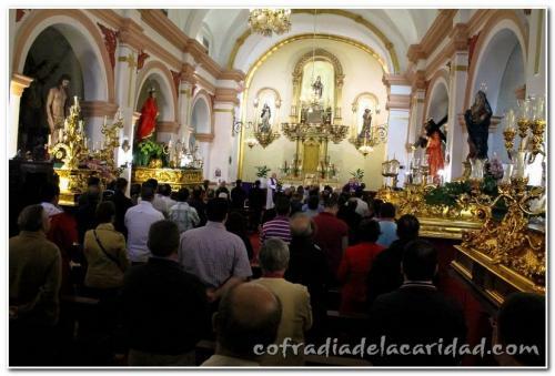 09 Convocatoria Sabado Pasion (12 abril 2014)