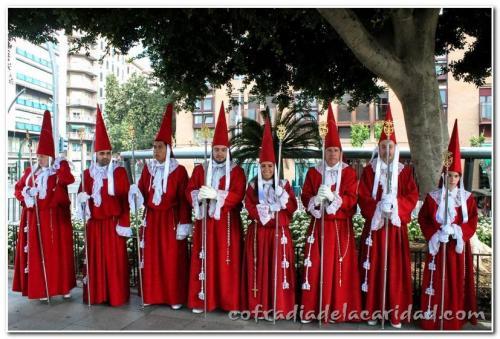 17 Convocatoria Sabado Pasion (12 abril 2014)