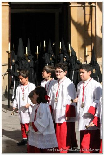005 Procesión Sábado Santo (4 abr 2015)