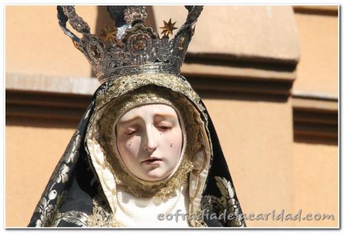 010 Procesión Sábado Santo (4 abr 2015)