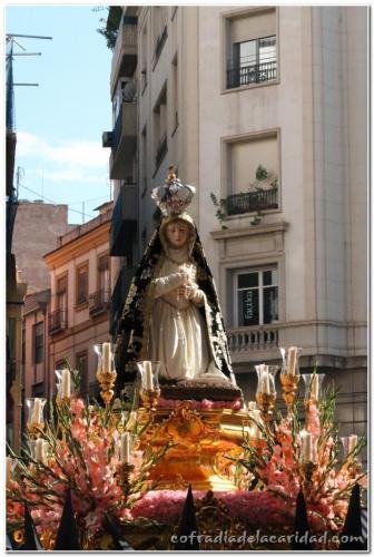 012 Procesión Sábado Santo (4 abr 2015)