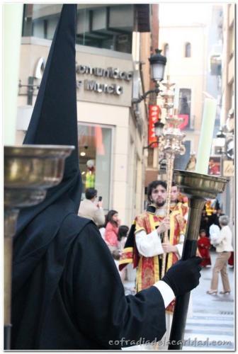 014 Procesión Sábado Santo (4 abr 2015)