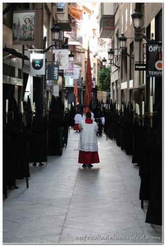 015 Procesión Sábado Santo (4 abr 2015)
