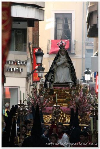 017 Procesión Sábado Santo (4 abr 2015)