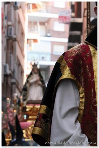 019 Procesión Sábado Santo (4 abr 2015)