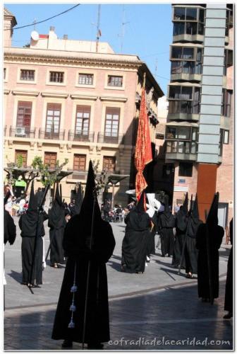 020 Procesión Sábado Santo (4 abr 2015)
