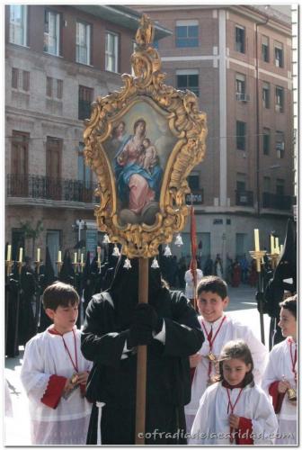 023 Procesión Sábado Santo (4 abr 2015)