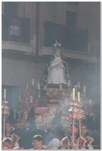 025 Procesión Sábado Santo (4 abr 2015)