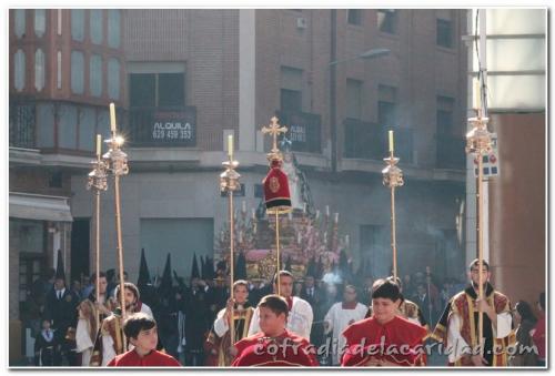 026 Procesión Sábado Santo (4 abr 2015)