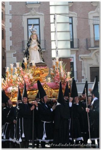 029 Procesión Sábado Santo (4 abr 2015)