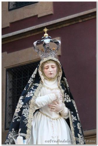 037 Procesión Sábado Santo (4 abr 2015)