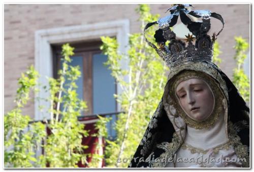 039 Procesión Sábado Santo (4 abr 2015)