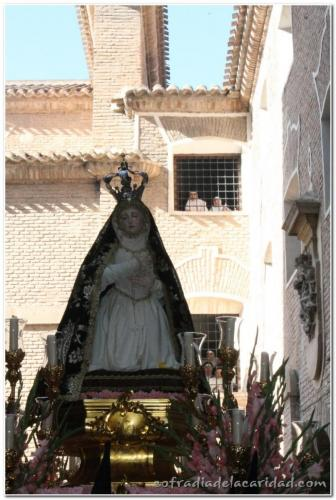 049 Procesión Sábado Santo (4 abr 2015)