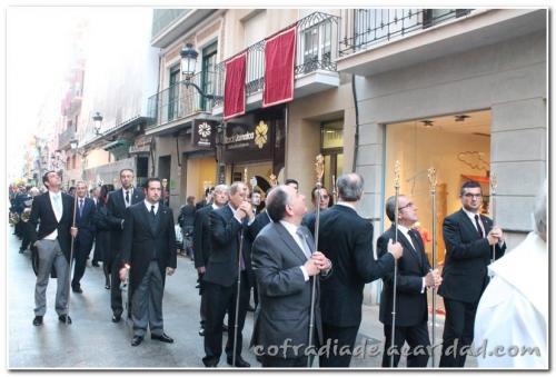 056 Procesión Sábado Santo (4 abr 2015)