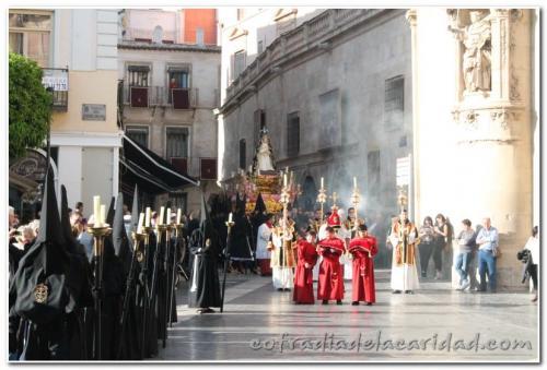 065 Procesión Sábado Santo (4 abr 2015)