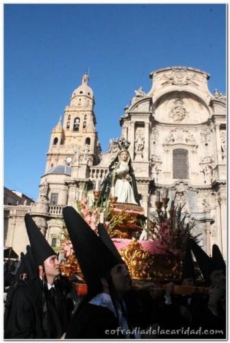 068 Procesión Sábado Santo (4 abr 2015)