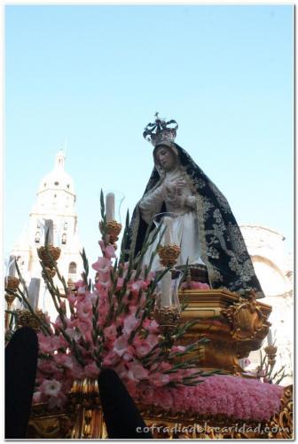 071 Procesión Sábado Santo (4 abr 2015)