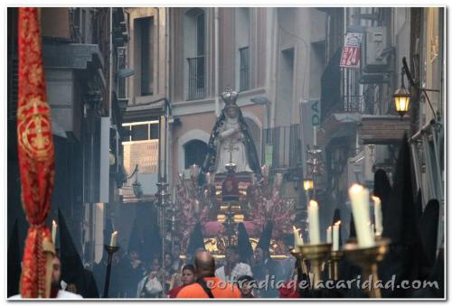 087 Procesión Sábado Santo (4 abr 2015)