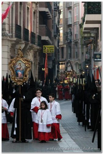 098 Procesión Sábado Santo (4 abr 2015)