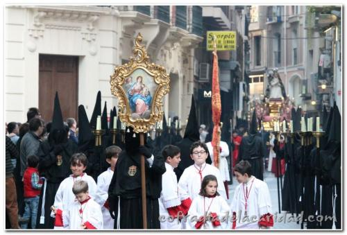 100 Procesión Sábado Santo (4 abr 2015)