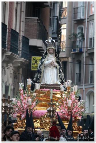 104 Procesión Sábado Santo (4 abr 2015)