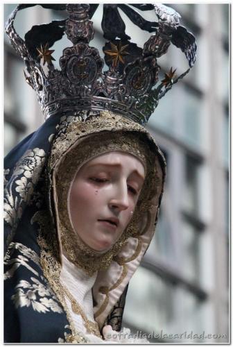 109 Procesión Sábado Santo (4 abr 2015)