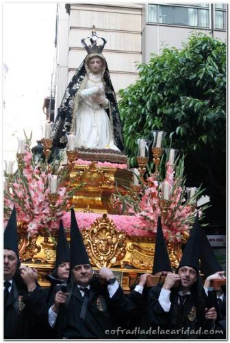 112 Procesión Sábado Santo (4 abr 2015)