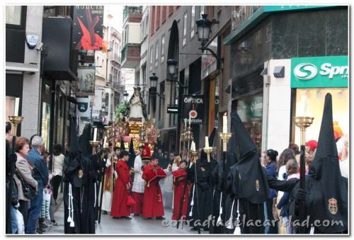 113 Procesión Sábado Santo (4 abr 2015)