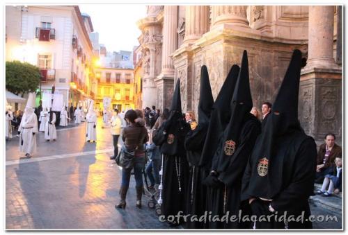 121 Procesión Sábado Santo (4 abr 2015)