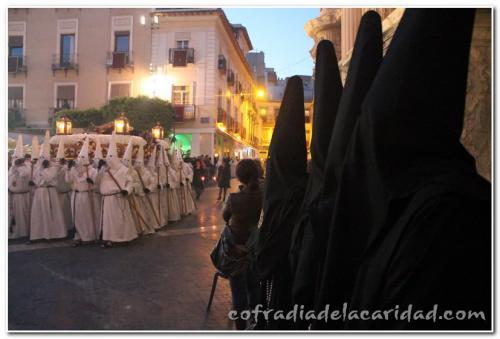 122 Procesión Sábado Santo (4 abr 2015)